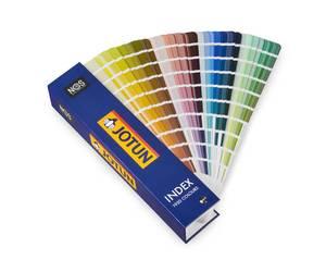 Bilde av Fargevifte index NCS farger