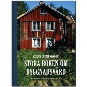 Bilde av Store boka om byggningsvern