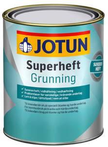 Bilde av SUPERHEFT GRUNNING HVIT/A-BASE 0,68L JOTUN